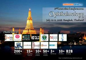 3rd International Conference on Ophthalmology