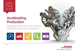 Accelerating Production