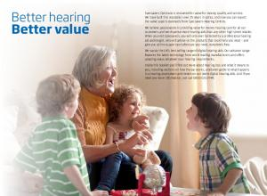 Better hearing Better value - Specsavers