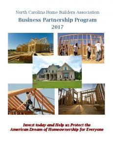 Business Partnership Program