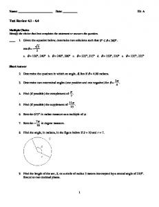 ExamView - Test Review 4.1 - 4.4.tst