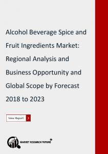 Global Alcohol Beverage Spice and Fruit Ingredients Market Estimated to Paint a Colorful Growth by 2023