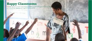 Happy Classrooms - Concern Worldwide