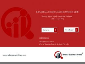Industrial Floor Coating Market 2018 Global Industry Demand, Growth, Trends and 2023 Forecasts Report
