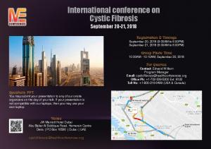 International conference on Cystic Fibrosis