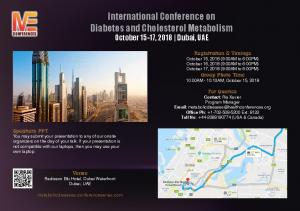International Conference on Diabetes and Cholesterol
