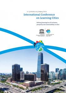 International Conference on Learning Cities - Unesco