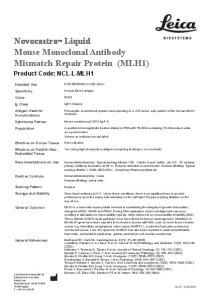 MLH1 - Leica Biosystems