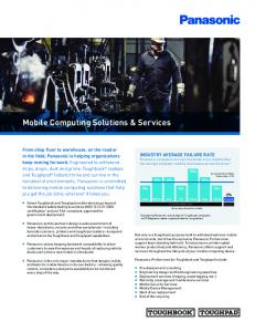 Mobile Computing Solutions & Services - Zones