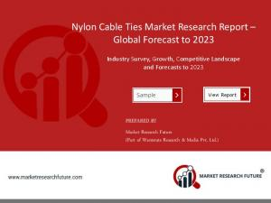 Nylon Cable Ties Market Size & Trends during Forecast Period 2018 to 2023