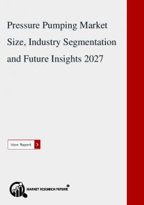 Pressure Pumping Market Size, Industry Segmentation and Future Insights 2027