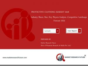 Protective Clothing Market 2018 Global Industry Size, Share, Growth, Trends, 10 Company Profiles and 2023 Future Market Analysis
