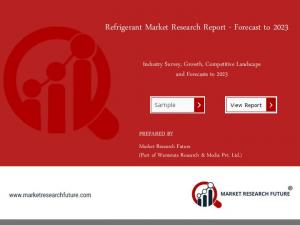 Refrigerant Market 2018: Research, Share, Competitor Strategy, Industry Trends and Forecast to 2023