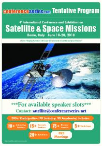 Satellite & Space Missions