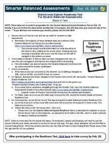 SBA System Readiness Steps_Day-of _2-6-15.pages