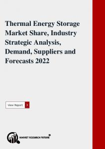 Thermal Energy Storage Market Share, Industry Strategic Analysis, Demand, Suppliers and Forecasts 2022