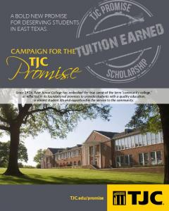 tuition earned - Tyler Junior College