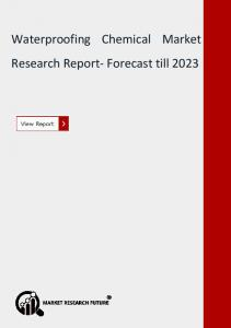 Waterproofing Chemicals Market Analysis and Value Forecast Snapshot by End-use Industry 2018 to 2023